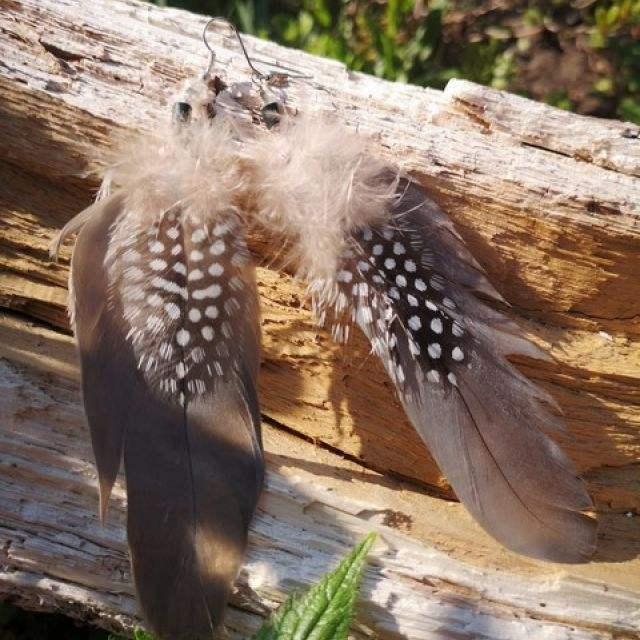 - veren oorbellen