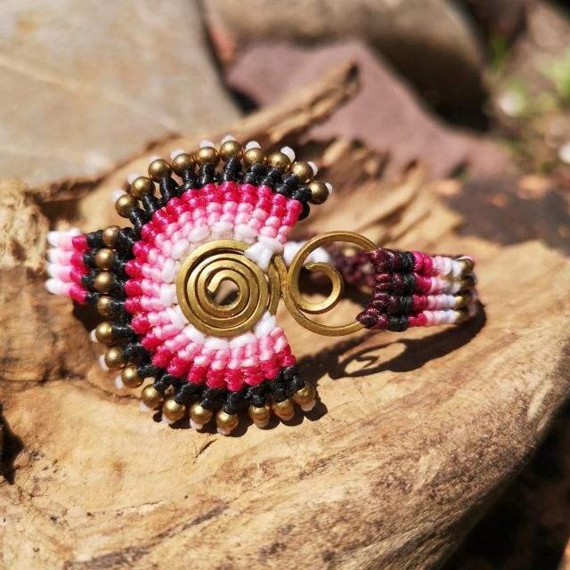 roze - Armband