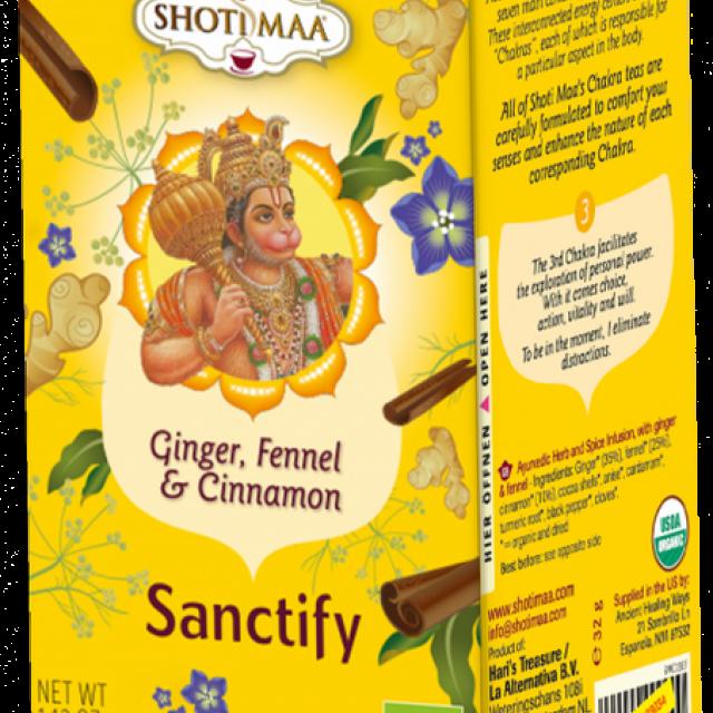 sanctify - Shoti Maa thee