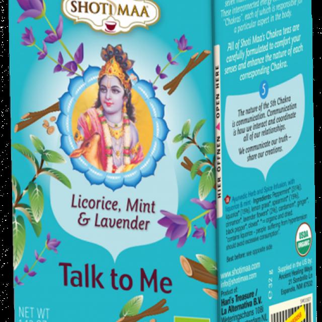 talk to me - Shoti Maa thee