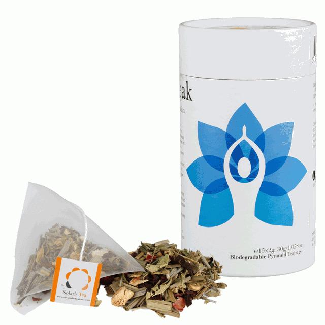 Vishuddha - solaris biologische thee