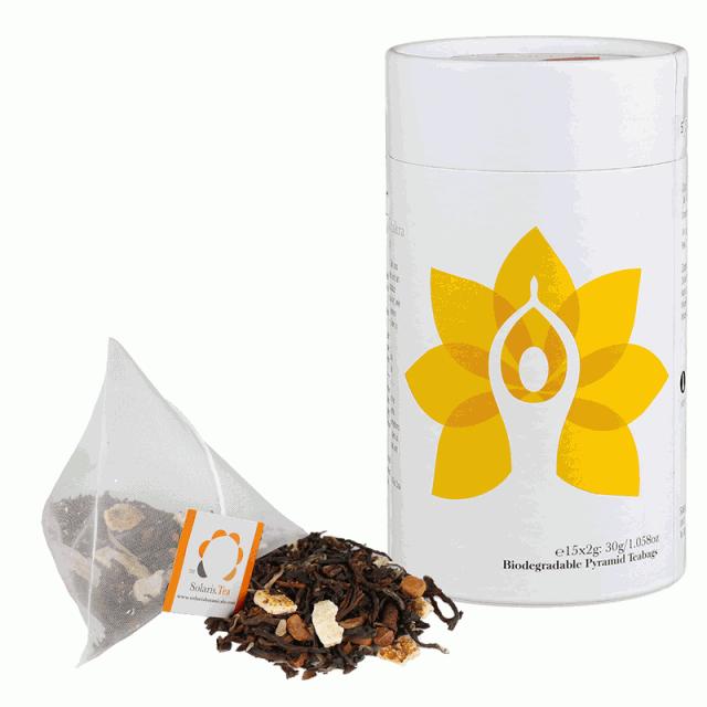 Manipura - solaris biologische thee