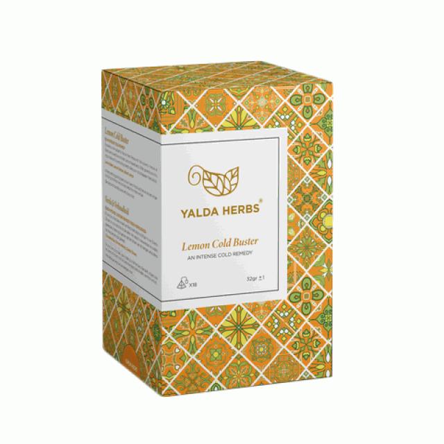 lemon cold buster - yalda herbs