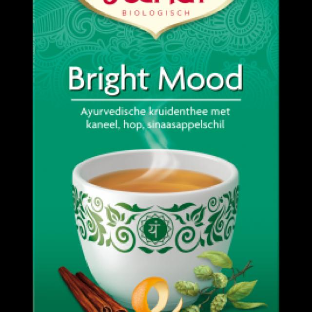 bright mood - yogi thee
