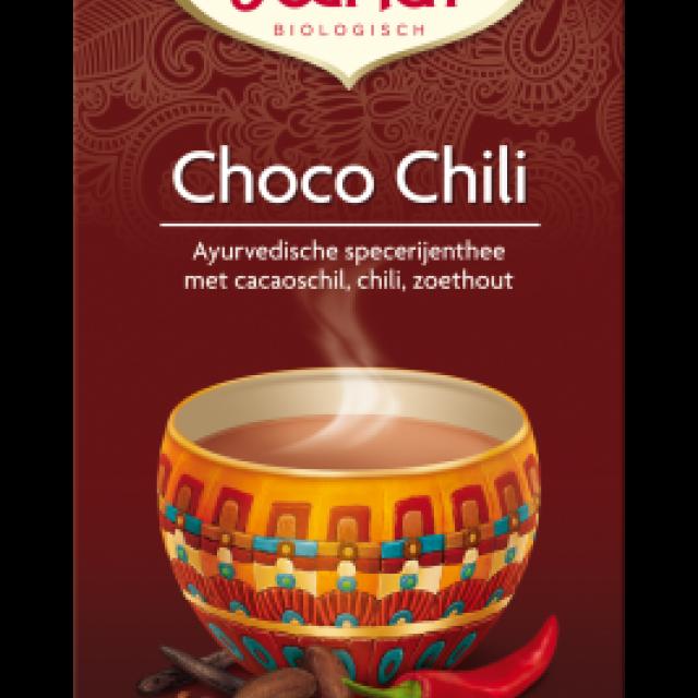 choco chili - yogi thee