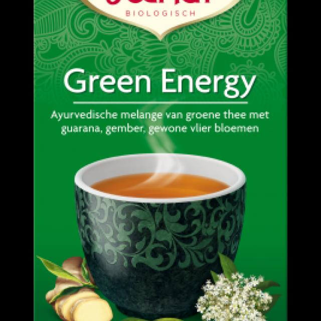 green energy - yogi thee