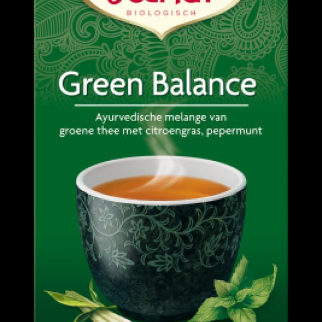 green balance - yogi thee