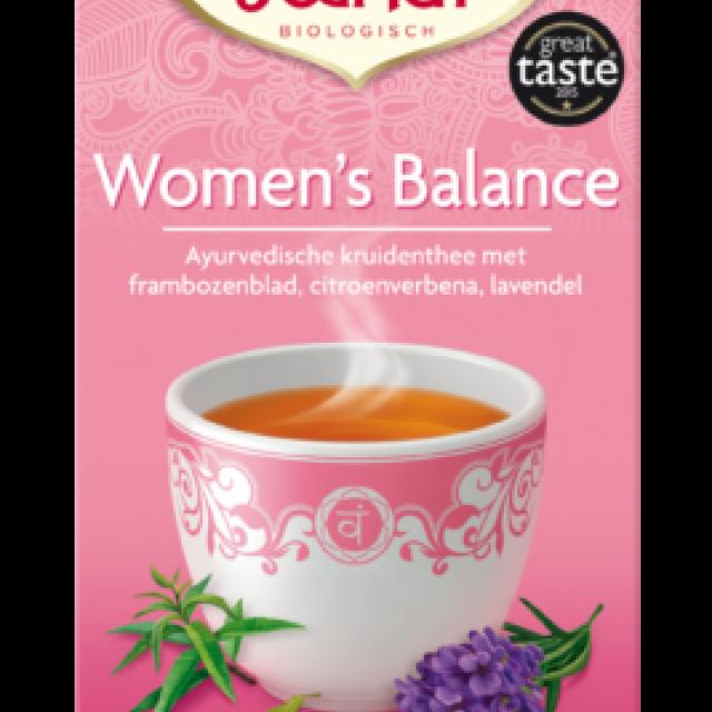 women's balance - yogi thee
