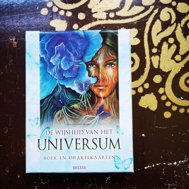 wijsheid van het universum - inspiratie kaarten