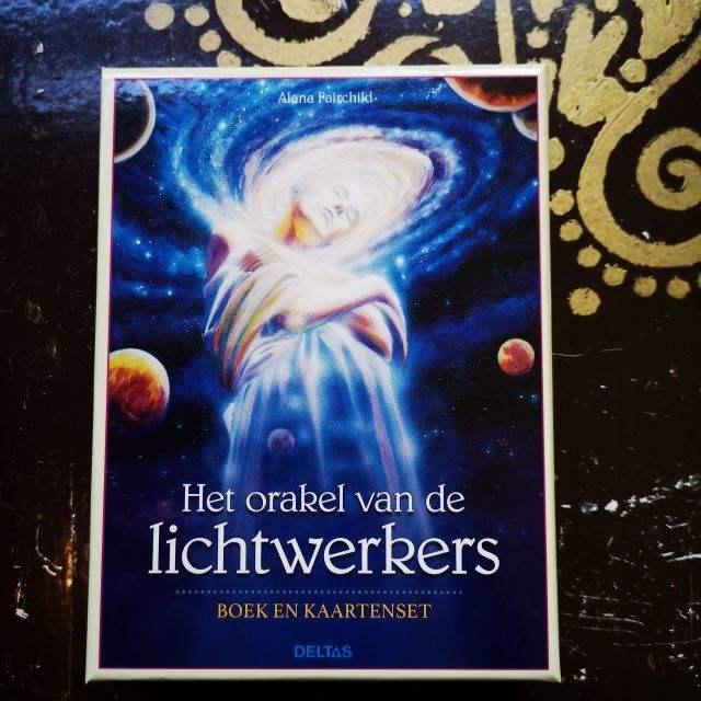 het orakel van de lichtwerkers - inspiratie kaarten