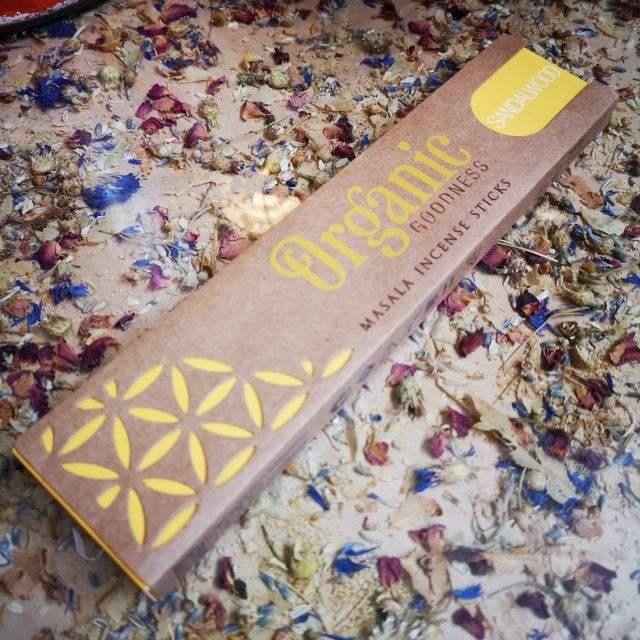 sandalwood - organic goodness