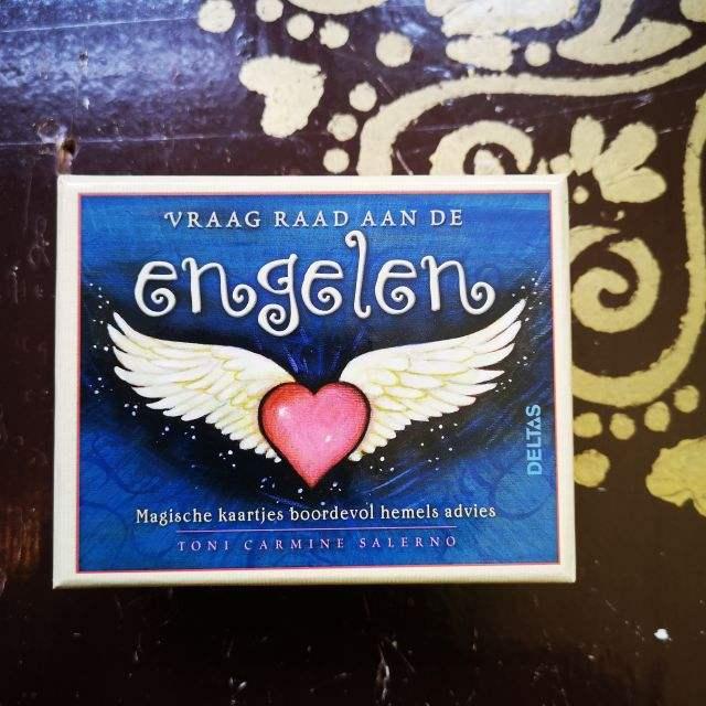 vraag raad aan de engelen - inspiratie kaarten