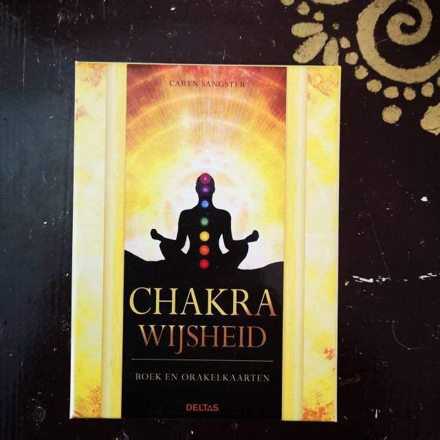 charkra wijsheid - inspiratie kaarten