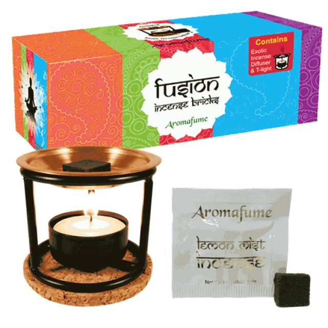 starter kit - Aromafume natuurlijke wierook